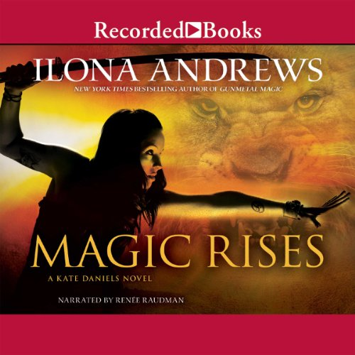 Magic Rises audiobook cover art