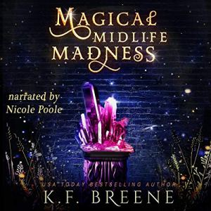 Magical Midlife Madness audiobook cover art