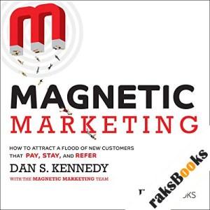 Magnetic Marketing audiobook cover art
