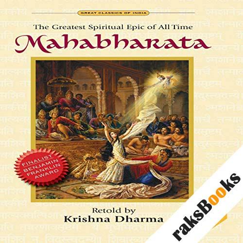 Mahabharata: The Greatest Spiritual Epic of All Time audiobook cover art