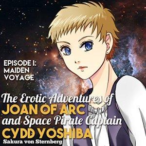 Maiden Voyage audiobook cover art