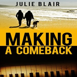 Making a Comeback audiobook cover art