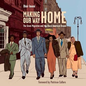 Making Our Way Home audiobook cover art