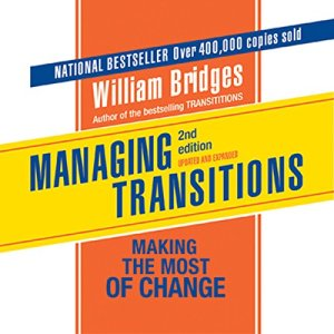 Managing Transitions audiobook cover art