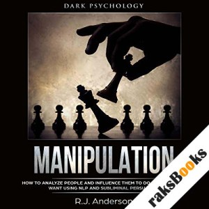 Manipulation: Dark Psychology audiobook cover art