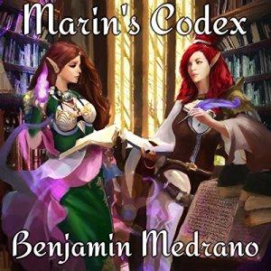 Marin's Codex audiobook cover art
