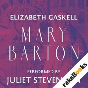 Mary Barton audiobook cover art