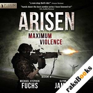 Maximum Violence audiobook cover art