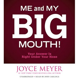 Me and My Big Mouth! audiobook cover art