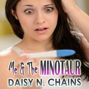 Me & the Minotaur audiobook cover art