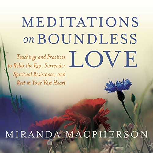 Meditations on Boundless Love audiobook cover art