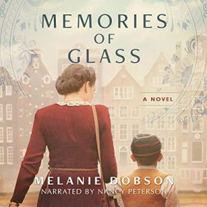 Memories of Glass audiobook cover art
