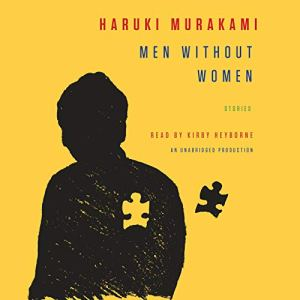 Men Without Women audiobook cover art
