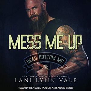 Mess Me Up audiobook cover art