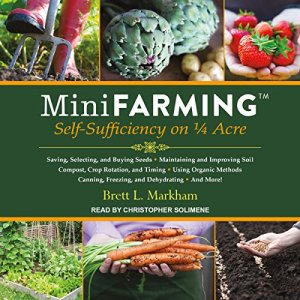 Mini Farming audiobook cover art