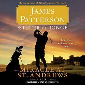 Miracle at St. Andrews audiobook cover art