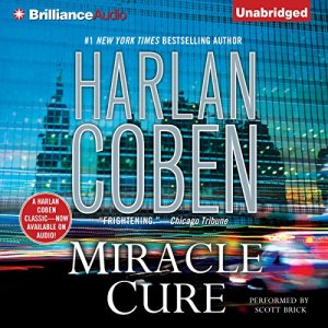 Miracle Cure audiobook cover art