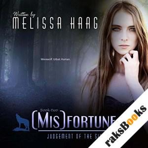 (Mis)fortune audiobook cover art
