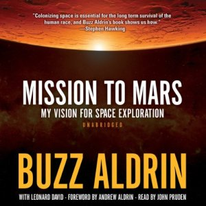 Mission to Mars audiobook cover art