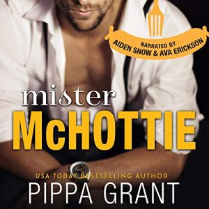 Mister McHottie audiobook cover art