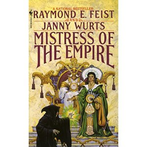 Mistress of the Empire audiobook cover art