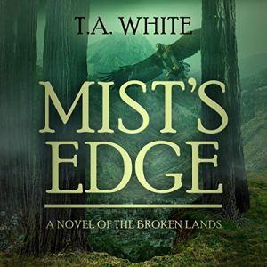Mist's Edge audiobook cover art