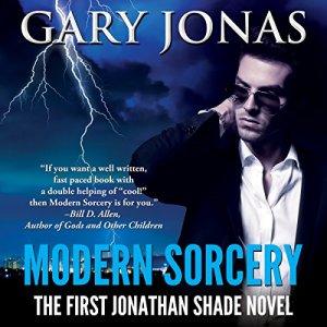 Modern Sorcery audiobook cover art