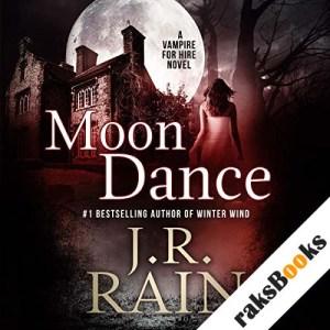 Moon Dance audiobook cover art