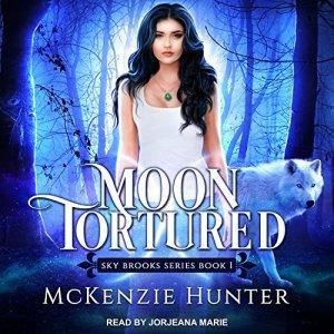 Moon Tortured audiobook cover art