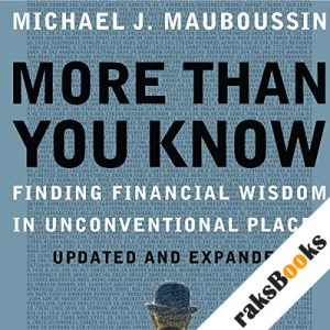 More Than You Know audiobook cover art