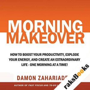 Morning Makeover audiobook cover art