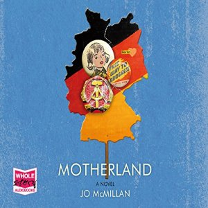 Motherland audiobook cover art