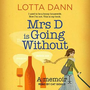 Mrs D Is Going Without audiobook cover art