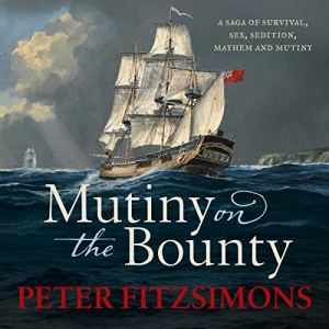 Mutiny on the Bounty audiobook cover art