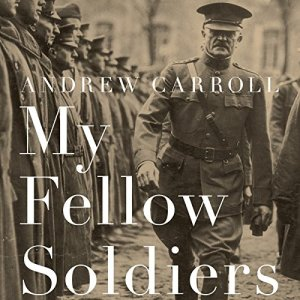 My Fellow Soldiers audiobook cover art