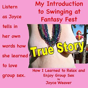 My Introduction to Swinging at Fantasy Fest audiobook cover art