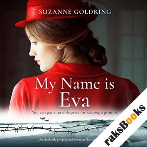 My Name Is Eva audiobook cover art