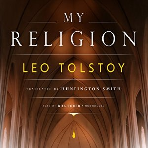 My Religion audiobook cover art