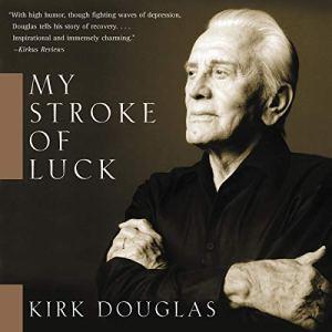 My Stroke of Luck audiobook cover art