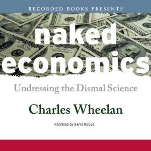 Naked Economics audiobook cover art