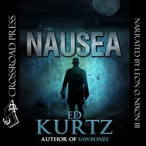 Nausea audiobook cover art