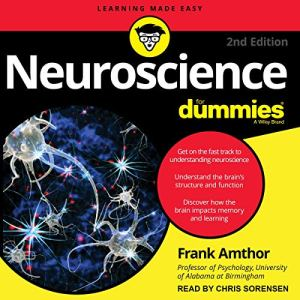 Neuroscience for Dummies, 2nd Edition audiobook cover art