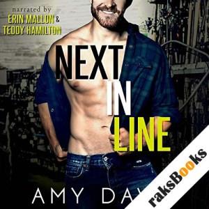 Next in Line audiobook cover art
