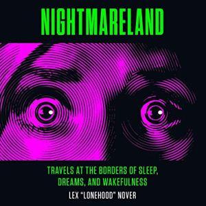 Nightmareland audiobook cover art