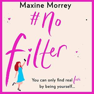 #No Filter audiobook cover art
