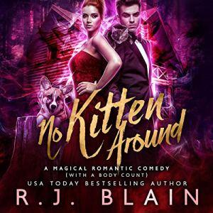 No Kitten Around audiobook cover art