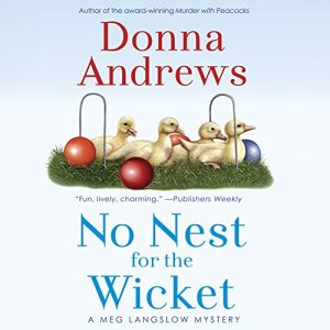 No Nest for the Wicket audiobook cover art