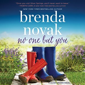 No One but You audiobook cover art