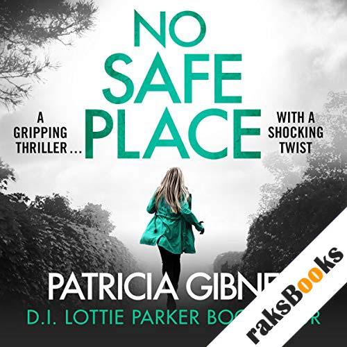 No Safe Place audiobook cover art