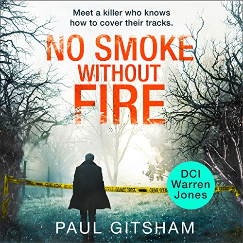 No Smoke Without Fire audiobook cover art